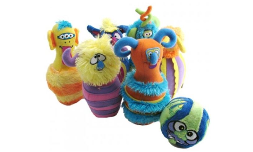 Monster Bowling Pins