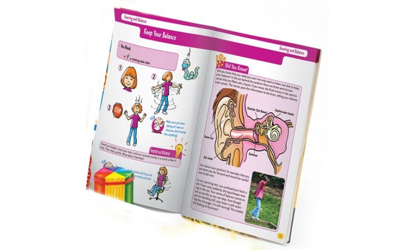The Human Body Science Booklet
