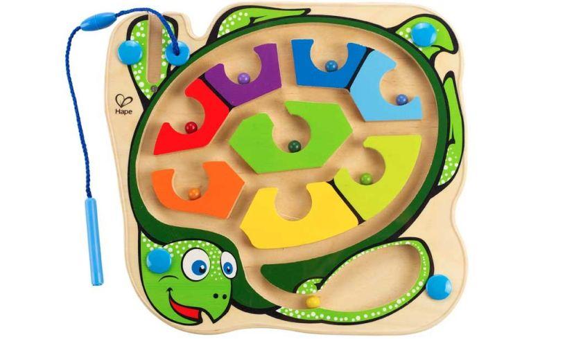 Sea Turtle Puzzle Maze