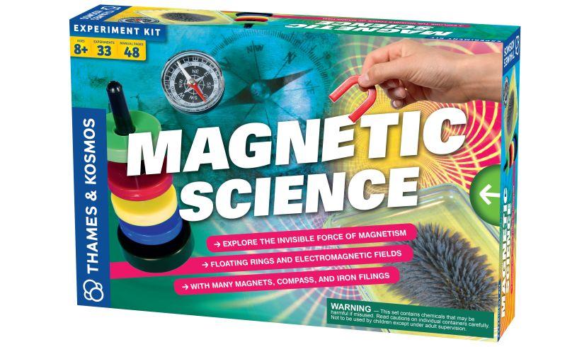 Magnetic Science Packaging