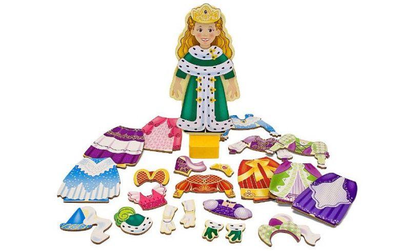 Magnetic Dress-Up Princess Elise