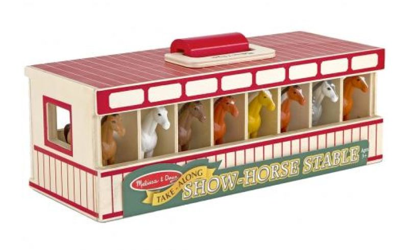 Show-Horse Stable Packaging