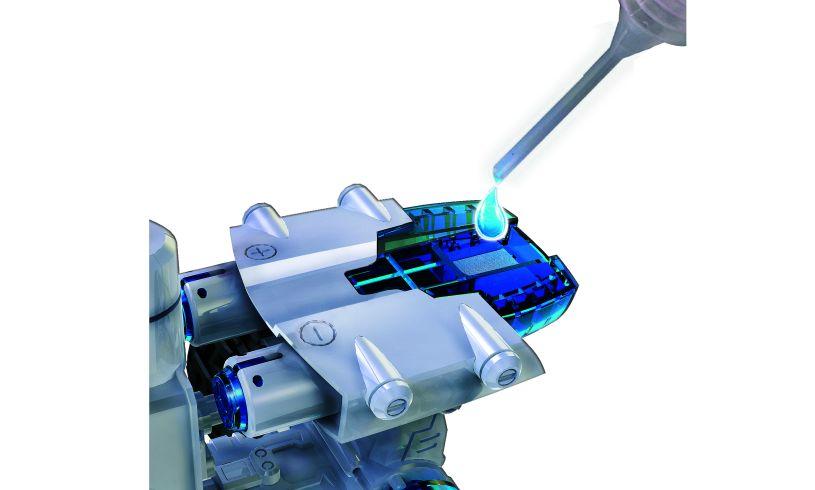 Salt Water Engine Car - Adding Water