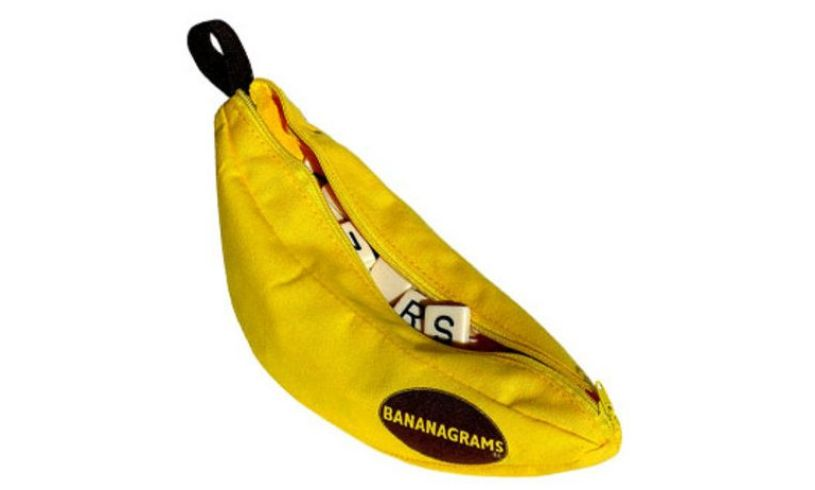 Bananagrams Carry Pouch