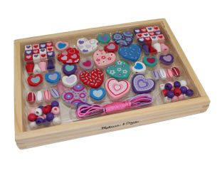 Sweet Hearts Wooden Bead Set Gifts | Age 5 Buy Toys for 5-Year-Old Girls
