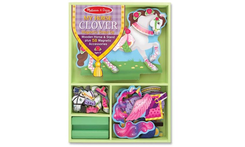 My Horse Clover Packaging